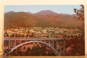New Mexico NM Los Alamos Residential Section Postcard Old Vintage Card View Post