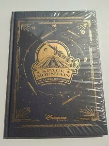 Livre Space Mountain Book Disneyland Paris Neuf DISNEY Collector FR🇨🇵EN🇬🇧
