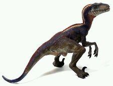 Papo 55053 Blue Velociraptor Prehistoric Dinosaur Model Figurine Toy NIP