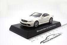 #201110 - Kyosho Mercedes-Benz SL 65 Black Series - Weiß - 1:64