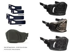 Bell Rogue Muzzles or Straps (Standard, Long, Spider)