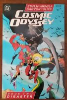 Cosmic Odyssey Book 2 Disaster Starlin Mignano Garzon Oliff NEW Unread