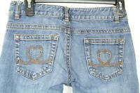 Forever 21 Junior's Jeans Flare Denim Size 26