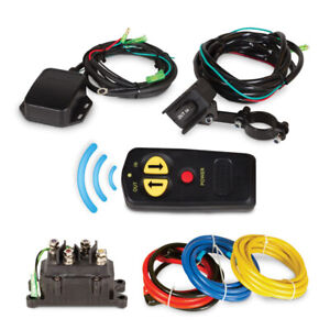 Champion Wireless Remote Control Kit for 5000-Pounds or less ATV/UTV Winches
