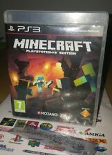 ***Minecraft : PlayStation 3 Edition for PlayStation PS3*** COMPLETE!!