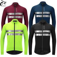Winter Thermal Cycling Jacke Fahrrad Winddicht Wasserdicht Mantel MTB Fahrrad
