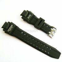 16mm Ruber Watch Band Wristwatch Strap for G-shock A1000 GA-1100 G-1400A GW-4000