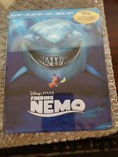 Finding Nemo Viva Metal Box (steelbook-like) [New/Blu-ray 3D+2D+Dvd] Future Shop