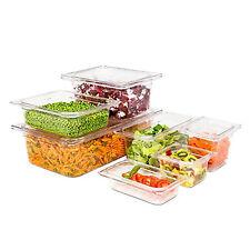 Melform - Bacinelle Gastronomia contenitori per alimenti GN 1/4 26,5x16,2cm