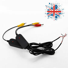 Wireless Color Video Transmitter 2.4GHz for Vehicle Car Reversing Backup Camera