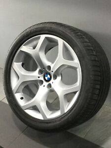 """BMW X5 E70 BMW X6 20"""" STAGGERED GENUINE ALLOY WHEELS AND TYRES"""