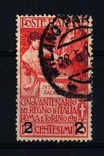 ITALIA - Regno - 1913 - Francobolli del 1911 sovrastampati  2 su 10 c.