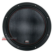 "MTX Audio 7512-22 Woofer Car Stereo 12"" Sub DVC 2-Ohm Subwoofer 1,500W New"