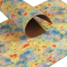 Fantasie Design 2,7 mm Dickleder A4 Echtes Rindsleder Leather 343