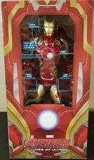 NECA 1/4 IRON MAN MK 43 Action Figure Age Of Ultron Avengers 2
