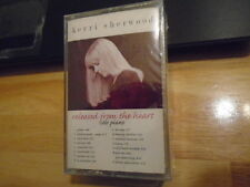 SEALED RARE OOP Kerri Sherwood 2x CASSETTE TAPE christian piano Released +Lights