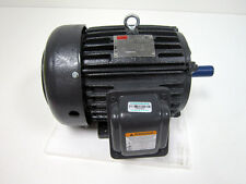 DAYTON 2MXU7 5 HP GENERAL PURPOSE MOTOR 3-PHASE 1750 NAMEPLATE RPM