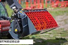 Bran-New-Telehandler-Bucket-mixer-  8FT  850 LITERS