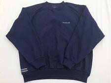 Mens Vintage/Retro 90s UMBRO Navy Sweatshirt Top Jumper Minimalistic SIZE XXL