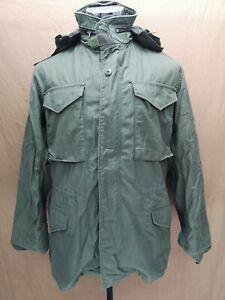 M65 Jacket Coat Cold Weather Field OG 107 Issued