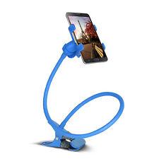 Universal Mobile Phone Holder Mount Clip Desktop Bed Flexible 360° Long Arm - UK