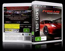 (PS3) Test Drive: Ferrari Racing Legends (G) Guaranteed, 100% Tested, Australian