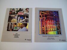 Gould Pi-Misc-010 Education Catalogs W/ Pi-Misc-009 - Used - Free Shipping