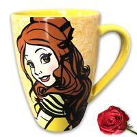 Disney Parks Belle Coffee Mug It's Hard To Be A Beauty When Mornings Are A Beast