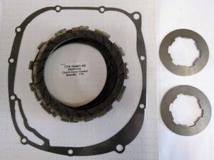 Clutch Repair Kit, EBC & clutch gasket, springs for Yamaha FJ 1200, 1986- 1997
