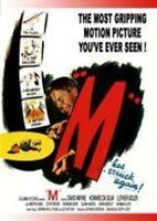 M [New DVD]