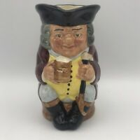 Royal Doulton Toby Jug - JOLLY TOBY - Character Mug/Stein (Excellent condition)