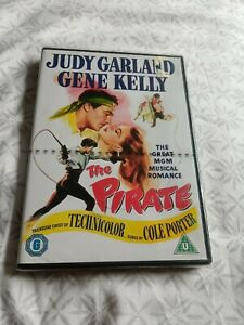 The Pirate Dvd new sealed region 2 Judy Garland gene Kelly