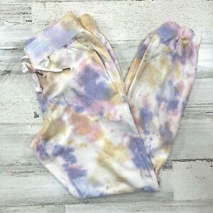 YFB by Young Fabulous & Broke Jogger Pastel Tie Dye Women's Size  XS
