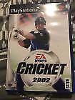 Cricket 2002 (Sony PlayStation 2, 2002)