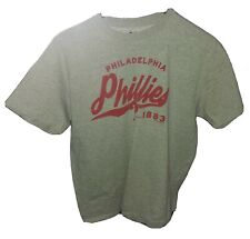 Philadelphia Phillies T Shirt Mens XL MLB