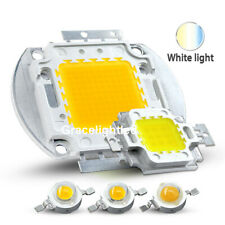 High Power Led Chip Warm Pure Cold White Lighting Beads 1w 3w 5w 10w 100w Lamp