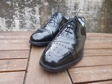 CHEANEY BROGUES – BLACK – UK 8 – EXCELLENT CONDITION