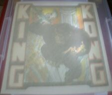 Vintage King Kong T-Shirt Iron On Transfer