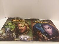 World of Warcraft Battle Chest and Burning Crusade Strategy Guides