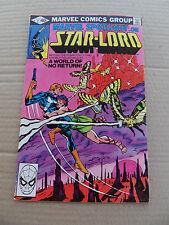 Marvel Spotlight (vol 2) 7 . Star-Lord / F. Miller Cov .Marvel 1980 . VF - minus