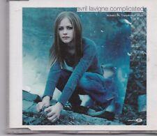 Avril Lavigne-Complicated cd maxi single