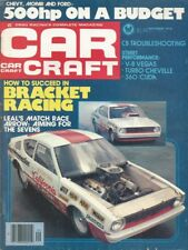 CAR CRAFT 1976 SEPT - BUTCH LEAL, SOUTH BAY RACING