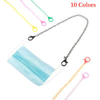 Acrylic Glasses Spectacles Eyewear Chain Holder Cord Lanyard Necklace 66cm tx