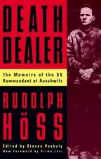 Death Dealer: The Memoirs of the SS Kommandant at Auschwitz-ExLibrary