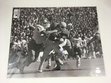 "16 x 20"" Earl Campbell Signed Photograph Absolute Authentics COA"