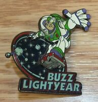 Genuine Disney 2003 Buzz Lightyear Glow In the Dark Collectible Pin Only **READ*