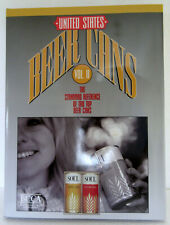 Us Beer Cans Vol-2, published by the Bcca, 247 pages in full color