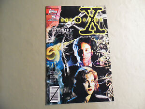 X-Files #5 (Topps 1995) Free Domestic Shipping