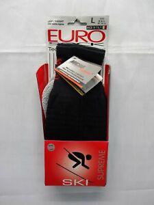 Eurosocks Unisex Ski Fusion Snow Skiing Socks # Large