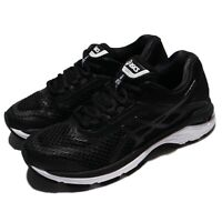Asics GT-2000 6 VI Black White Women Running Shoes Sneakers T855N-9001